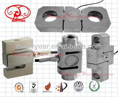 S Type Compression And Tension Load Cell