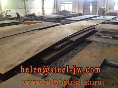 S355n Steel Plate Manufacturer