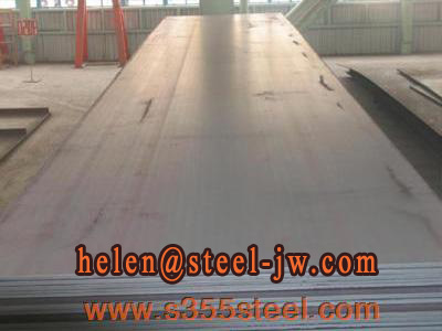 S355n Steel Plate Supplier