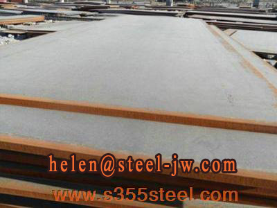 S355n Steel Sheet