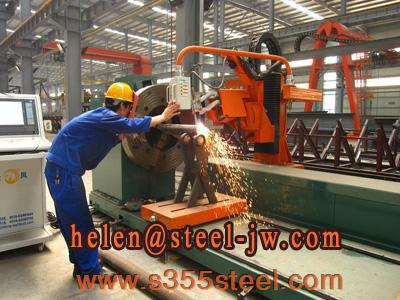 S355nl Steel Plate Manufacturer