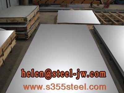 S355nl Steel Plate Supplier