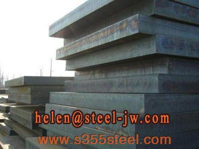 S355nl Steel Sheet