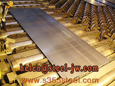 S420m Steel Plate Supplier