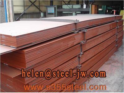 S50c Steel Plate Supplier