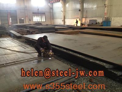 S55c Steel Sheet