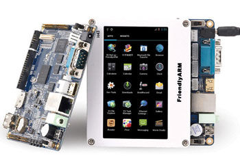 S5pv210 Arm Cortex A8 Single Board Android4 0 Support