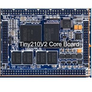 S5pv210 Cpu Module 512mb Ddr2 Ram 2gb Flash Ethernet Audio On Board