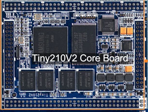 S5pv210 Cpu Module Ethernet Audio On Board