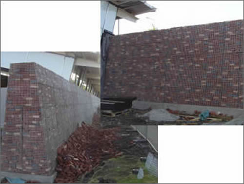 Sack Gabion Superiority In Flood And Erosion Controlling