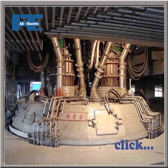 Saf Submerged Arc Furnace