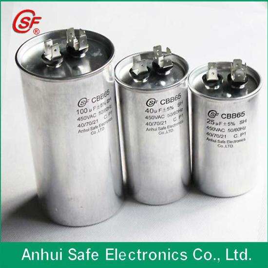 Safe Capacitor Cbb65 Ac