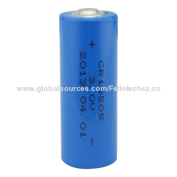 Safety High Quality Cr18505 3 0v 2 800mah Limno2 Power Lithium Cylindrical Battery A Size Oem Odm