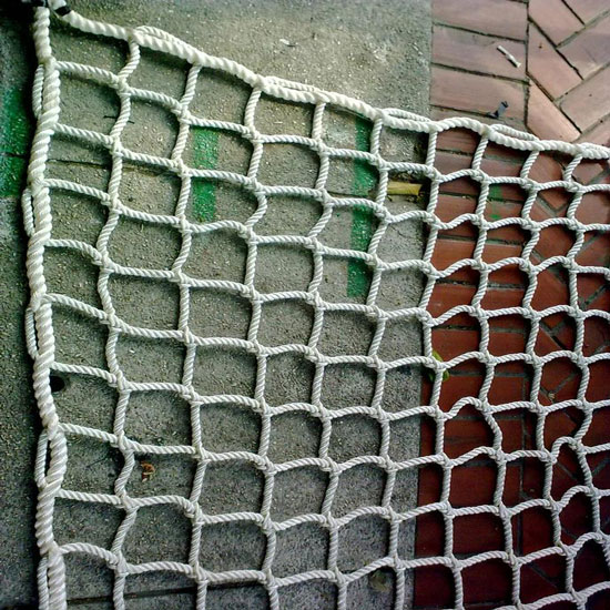 Safety Net Fall Protection Arrest Mesh