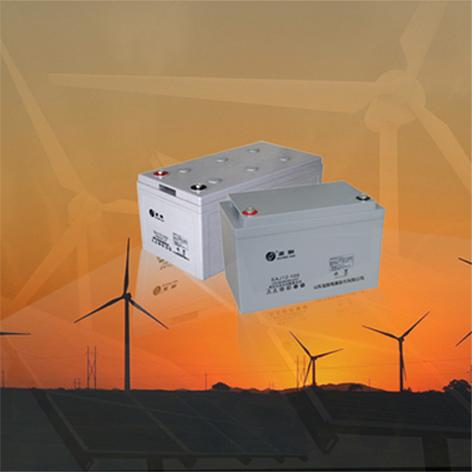 Saj Series Batteries