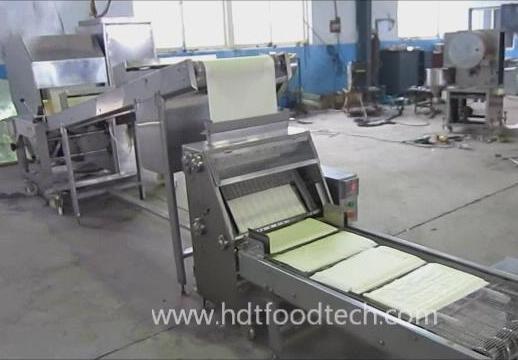 Samosa Spring Roll Pastry Machine