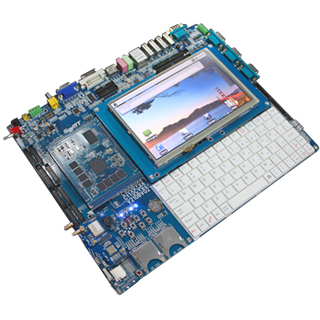 Samsung Arm Cortex A8 S5pv210 Embedded Computer Kit