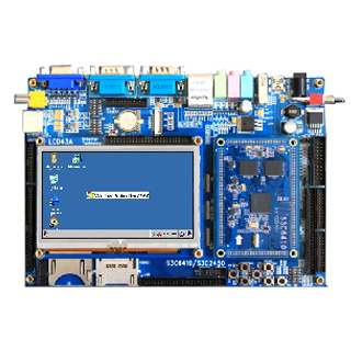 Samsung Arm11 S3c6410 Android2 3 Single Board Computer Kit6410