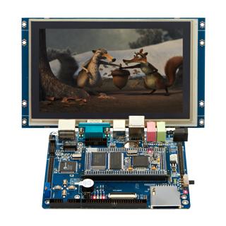 Samsung Arm9 S3c2440 Development Board Em2440 Iii