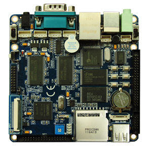 Samsung Arm9 S3c2440 Single Board Computer Em2440