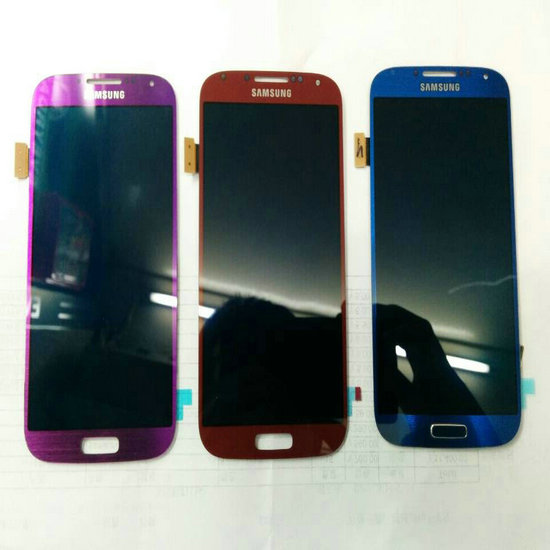 Samsung Galaxy S4 Lcd And Touch