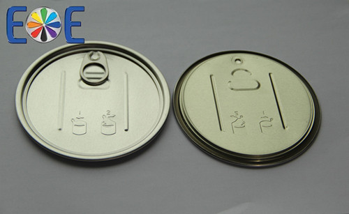 San Marino 401 Aluminium Milk Powder Can Easy Open End