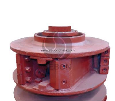 Sand Maker Making Machine Spare Parts Impeller Assembly