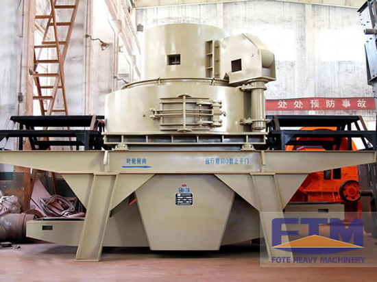 Sand Making Equipment Made By Fote