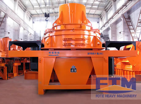 Sand Making Machine Made By Fote
