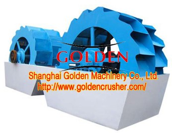Sand Washing Machine Produce Facility