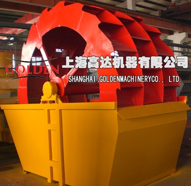 Sand Washing Machine Structure Quality