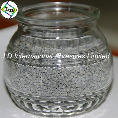 Sandblasting Abrasive Grit Zirconium Corundum