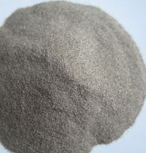 Sandblasting Grinding Polishing Refractory Materials Brown Fused Alumina
