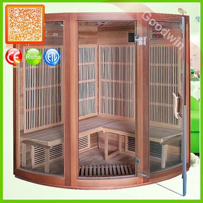 Saunas Wood Far Infrared Sauna