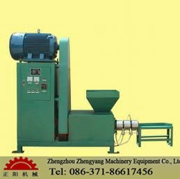 Sawdust Briquette Charcoal Making Machine