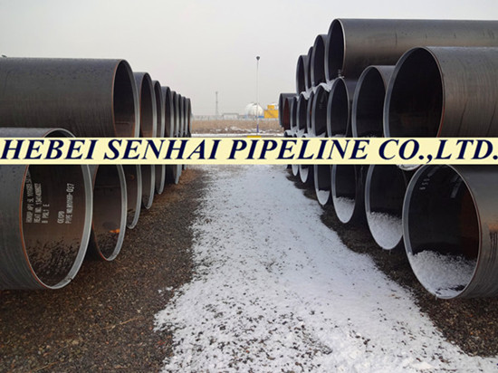 Sawl Submerged Arc Welding Longitudinal Steel Pipes