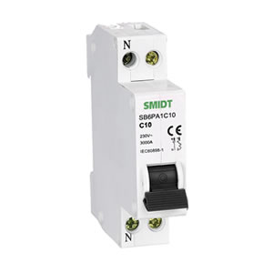 Sb6p Phase Neutral Circuit Breaker