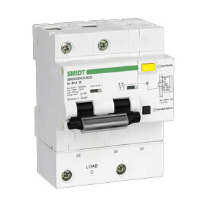 Sb6xle Residual Current Operated Circuit Breaker