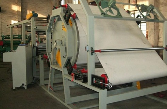 Sbr Eva Lamination Machine