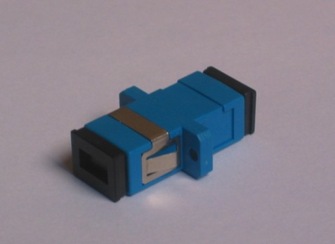 Sc Pc Singlemode Simplex Fiber Optic Adapter Zroz Timely Core