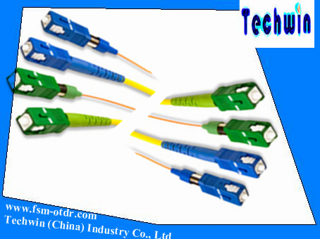 Sc Upc Splice On Fiber Optic Connector