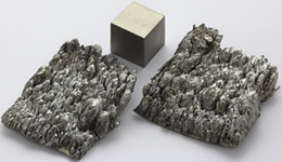 Scandium Metal Is Lightweight Soft And Ductile