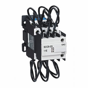 Scc8 Capacitor Switching Contactor