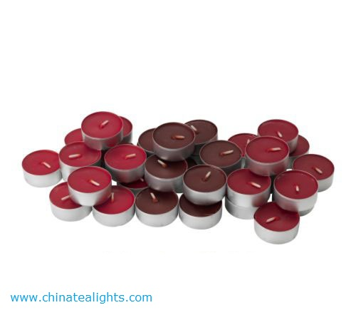 Scented Tealight Candles Premium Quality