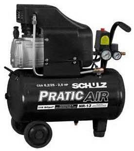 Schulz Air Compressor 10120hl40x 3