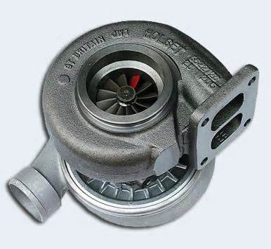 Schwitzer 4a Turbocharger
