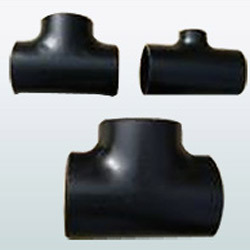 Schxxs Carbon Steel Reducing Tee Professional Pipe Fittings Manufacturer
