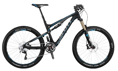Scott Genius 710 2013 Bike