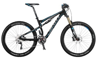 Scott Genius 730 2013 Bike
