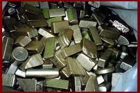 Scrap Metal Titanium